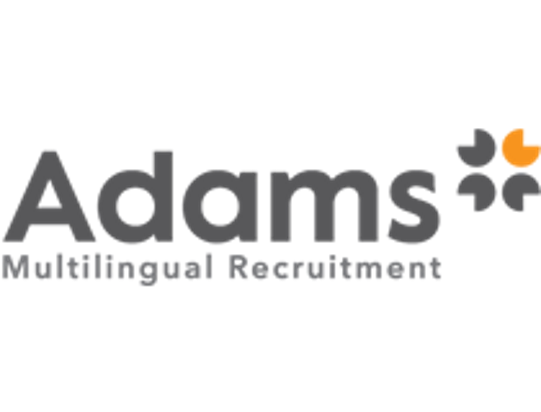 Adams Multilingual Recruitment - Recruitment Stand