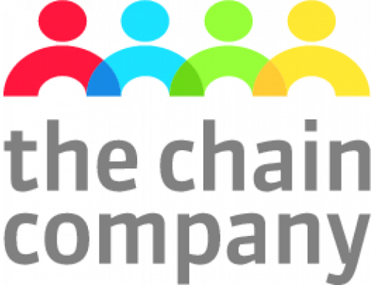 The Chain Company - Recruitment stand