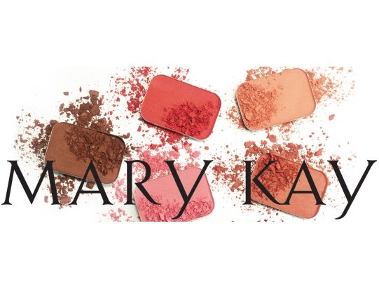 Mary Kay Cosmetics - Recruitment stand