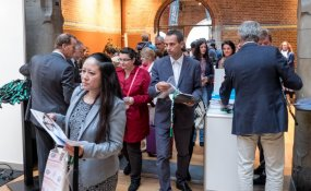 Expatica attracts expat crowd with two events under one roof - Kopie